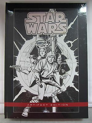 Star Wars Artifact Edition Art Book ~ Hardcover Sealed w/ Box ~ IDW