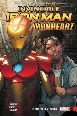 Invincible Iron Man Ironheart Vol 1, Bendis, Brian Michael, 9781302906719