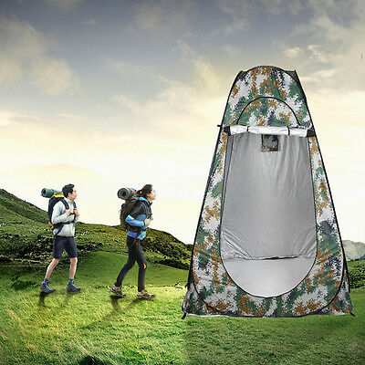 Camping Tent Free Open Outdoor Shower Toilet Fishing Portable waterproof Pop up
