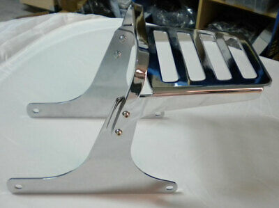Luggage rack with brackets Harley Davidson Softail FL - FX from 2000 on