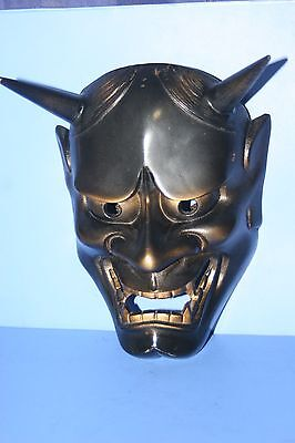 HANNYA IRON Wall hanging JAPAN