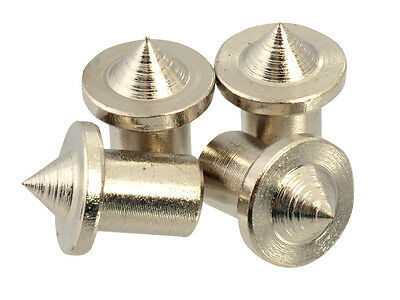 FAITHFULL DOWEL DRILL CENTRE POINT - Various Sizes - Packs of 4 Points