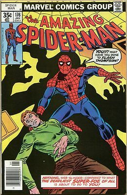 Amazing Spider-Man #176 - VF+ - 1st Appearance Of Green Goblin III