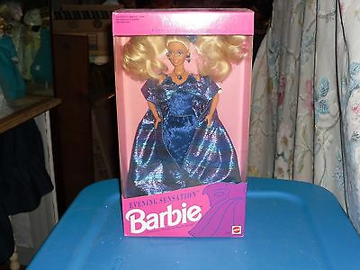 1992 NRFB J. C. Penney Limited Edition Evening Sensation Barbie