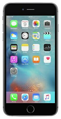 Sim Free Apple iPhone 6s Plus 5.5 Inch 32GB 8MP 4G Mobile Phone - Space Grey