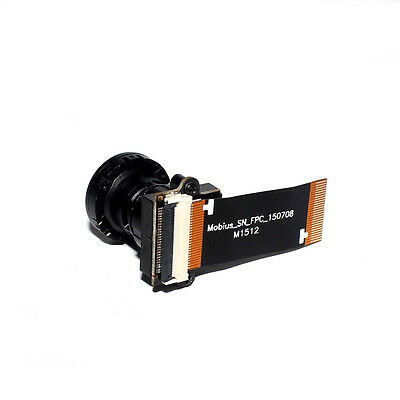 Lens-D Module Wide Angle 110° 1080P For Mobius Sport Pocket FHD Camera Camcorder