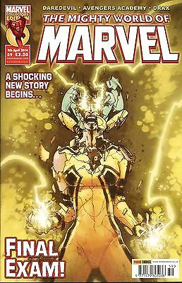 THE MIGHTY WORLD OF MARVEL VOL.4 # 59 / MARVEL / PANINI UK / 9th APR 2014 / N/M