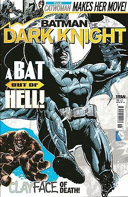 Batman The Dark Knight # 18 / Dc Comics / Titan Comics Uk / December 2013 / N/M