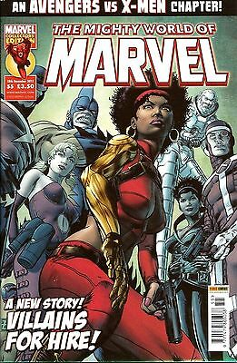 The Mighty World Of Marvel Vol.4 # 55 / Marvel / Panini Uk / Dec 2013 / N/m