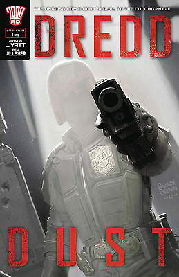 Dredd Dust # 1 / Wyatt/willsher / Rebellion 2000Ad / April 2016 / N/m  1St Print