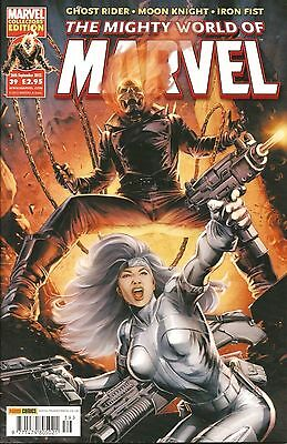 THE MIGHTY WORLD OF MARVEL VOL.4 # 39 / MARVEL / PANINI UK / 26th SEP 2012 / N/M