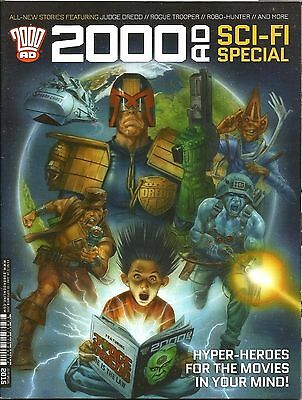 2000AD SCI-FI SPECIAL 2015 / 24th JUNE 2014 / REBELLION / N/M / JUDGE DREDD