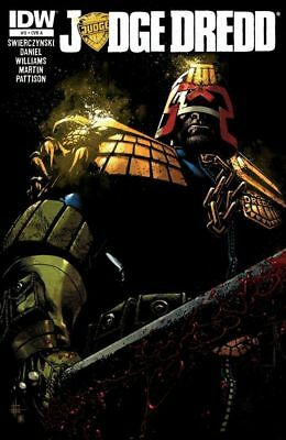 JUDGE DREDD # 5 / COVER A / IDW COMICS - MAR 2013 1st PRINT N/M