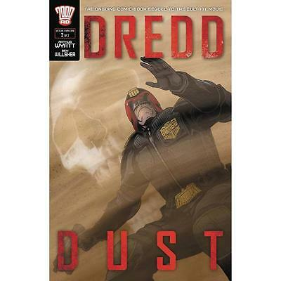 Dredd Dust # 2 / Wyatt/willsher / Rebellion 2000Ad / May 2016 / N/m / 1St Print