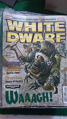 [Nuovo] White Dwarf N.119 - Games Workshop - Warhammer 40K Gw
