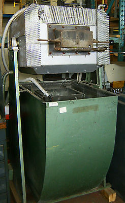 Solo Heat Treatment Quench Furnace Gbho 25 No Reserve