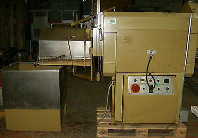 Italimpianti Model Fd/A Quench, Annealing, Heat Tratment Furnace Made In Italy