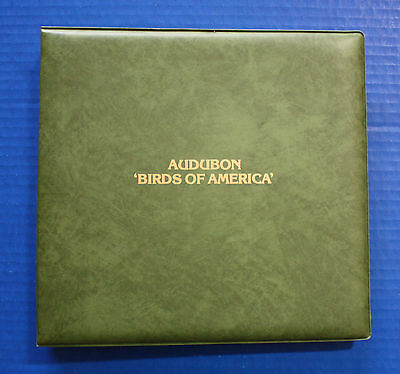 "Haiti - 1979 Audubon ""Birds of America"" Limited Edition MNH sheet set"