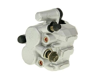 Brake Caliper Silver Front Left for Kymco Agility Grand Dink Movie People 50 125