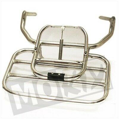 Luggage Rack China Classic LX Scooter Spring Lintex 50 125