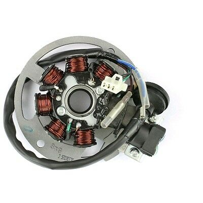 Alternator 5 Pin and 2 Cable Am Pickup for CPI Generic Keeway Type 1e40qmb
