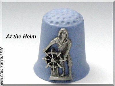Captain At The Helm Thimble