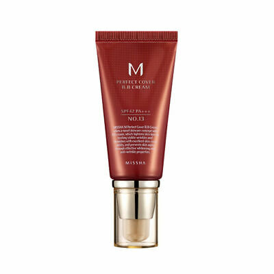 Missha M Perfect Cover BB Cream No.13 Bright Beige SPF42 PA+++ 50ml