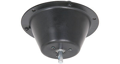 QTX Mirror Ball Motor Heavy Duty Rotating Strong 5kg Ceiling Bracket 153.198