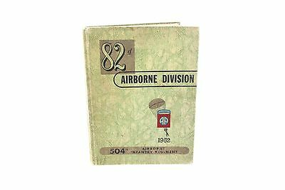 1952 United States 82nd Airborne Unit History 504th Airborne Infantry Regiment