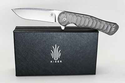 Kizer Dukes Flipper KI5466A2 Designed by Matt Cucchiaria Ball Bearings S35VN