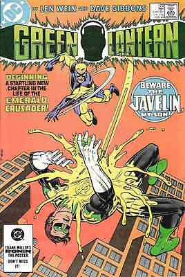 Green Lantern (2nd Series) (1960) #173 1st Appearance of Javelin VF/NM