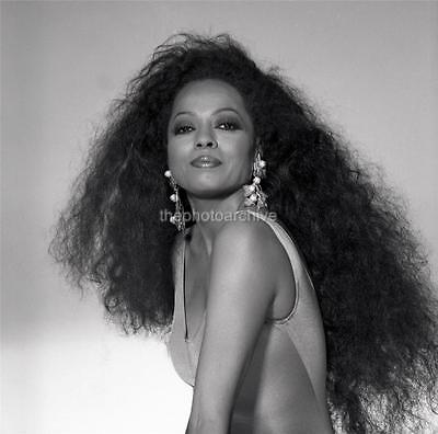 Diana Ross 8x10 to 24x36 Photo Poster Canvas Wall Adhesive by LANGDON HL284