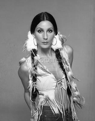 CHER 8x10 to 24x36 Photo Poster Canvas Wall Adhesive by LANGDON HL78