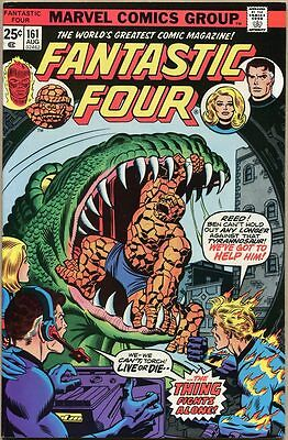 Fantastic Four #161 - VF+