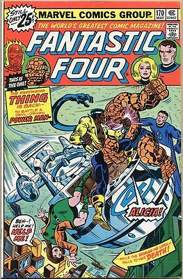 Fantastic Four #170 - VF+