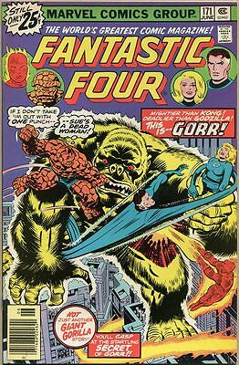 Fantastic Four #171 - VF+
