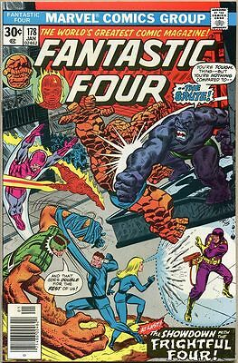 Fantastic Four #178 - VF/NM