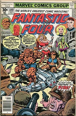 Fantastic Four #180 - VF/NM
