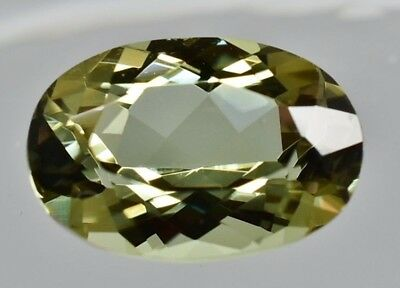 3.24 Ct Zultanite Natural Color-Change Loose Gemstone 11x7.5mm Cert of Auth 152
