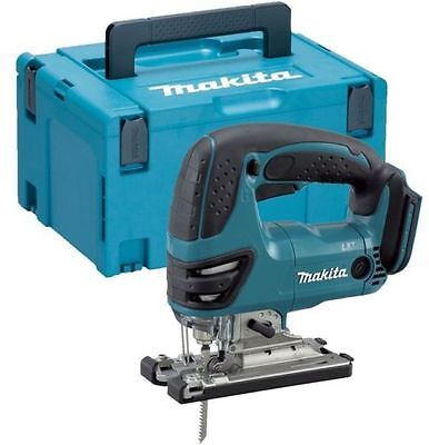 Makita 18v DJV180 LXT Cordless Jigsaw Lithium Ion BODY + Makpac 4 Case DJV180Z