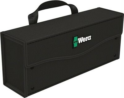 Wera Wera 2go 3 Tool Protection Carry Box with Cover | Transport Bag