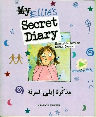 Ellie's Secret Diary Arabic & English (Paperback), Barkow, Henrie. 9781846116872