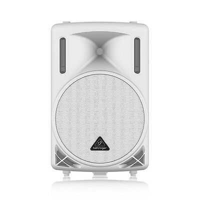 Behringer Eurolive B212D-WH Powered Speaker