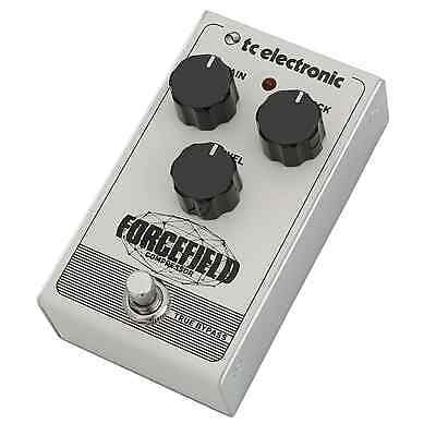 TC Electronic Forcefield Compressor Guitar Pedal - EX-DEMO