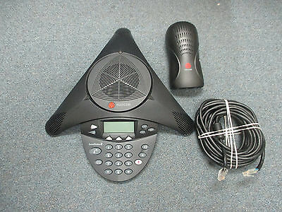 Polycom SoundStation 2 2201-16000-601 Non Expandable Display Conference Phone
