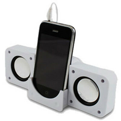 Portable Mini Lautsprecher Speaker Sound Box für Handy Smartphone Tablet iPad
