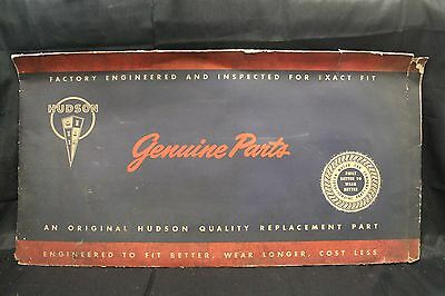 Vintage Hudson Litho Envelope for 1934 - 1936 Gasket Set 165758 #T