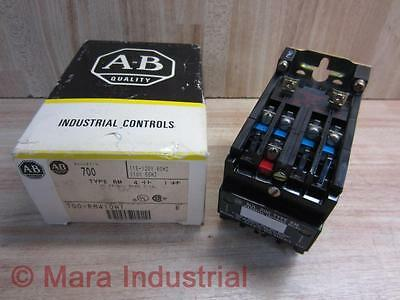 Allen Bradley 700-RM410A1 Magnetic Latching Relay 700RM410A1 Series B
