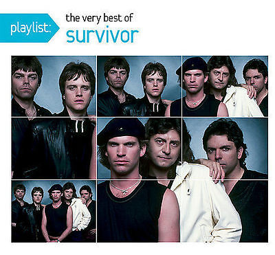 Playlist: The Very Best of Survivor by Survivor (CD 2009, Legacy) New &  Sealed