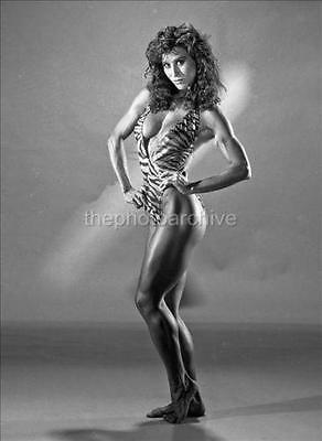 Rachel McLish 8x10 to 24x36 Photo Poster Canvas Wall Adhesive by LANGDON HL355